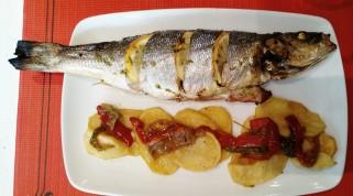 Fish in Sitges | La Picara