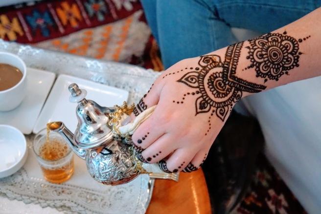 FernwehHennaMintTeaMoroco