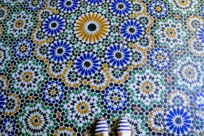 MoroccanTiledFloor