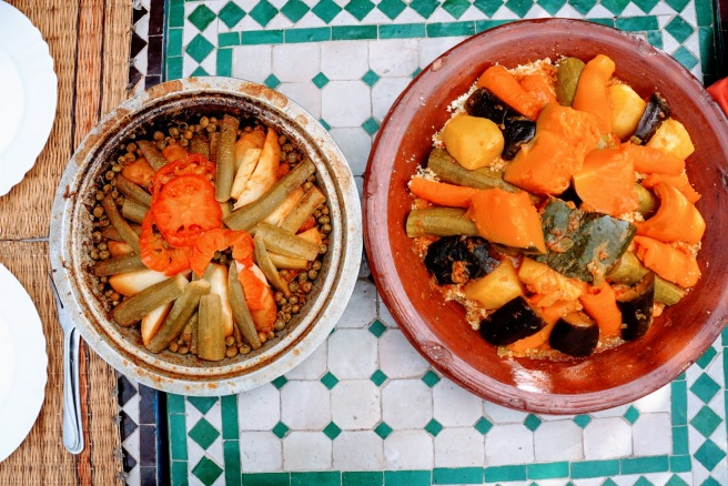 VegetableTajineMarrakech